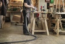 Dust extraction_workshop