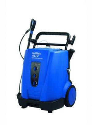 Високопритисни професионални апарати со топла вода
